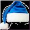 Новогодняя шапка Мороза